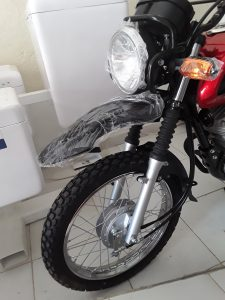 HONDA Ace Tuff suspension