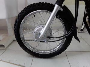 HONDA AceTuff tyre